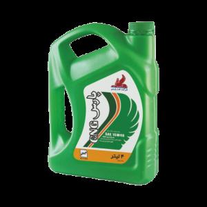 پارس CNG 15w40(گازسوز)(چهار لیتری)
