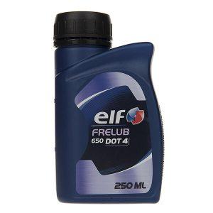 Elf-Frelub-650-Dot4-250mL-Car-Brake-Oil