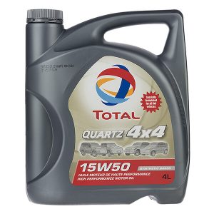 Total-Quartz-4X4-4L-15W-50-Car-Engine-Oil