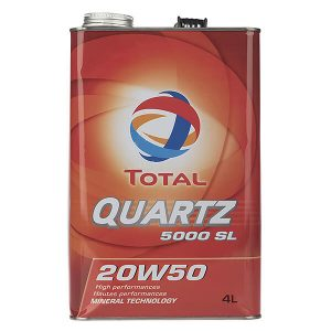 Total-Quartz-5000-SL-4L-20W-50-Car-Engine-Oil