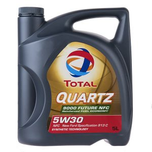 Total-Quartz-9000-Future-NFC-5L-5W-30-Car-Engine-Oil