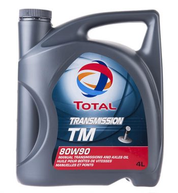 Total-Transmission-TM-80w-90-4L-Car-Gearbox-Oil